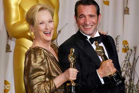 The Oscars 2012