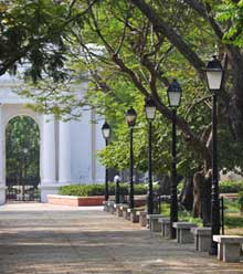 park, Pondicherry